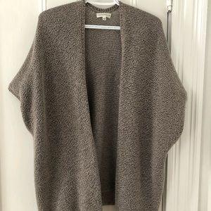 Aritiza Shawl Sweater